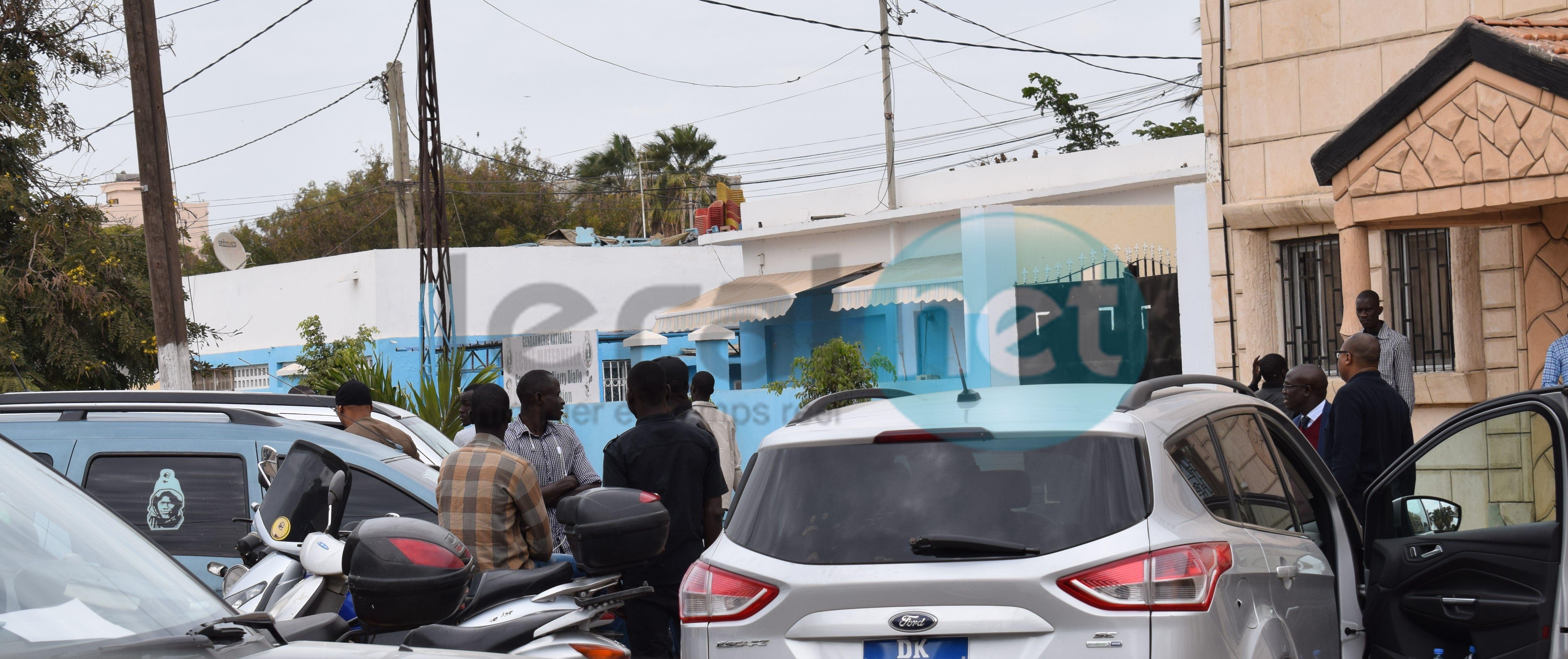 URGENT : El Hadji Diouf relaxé après les présumées menaces de mort sur le frère d'Aminata Tall