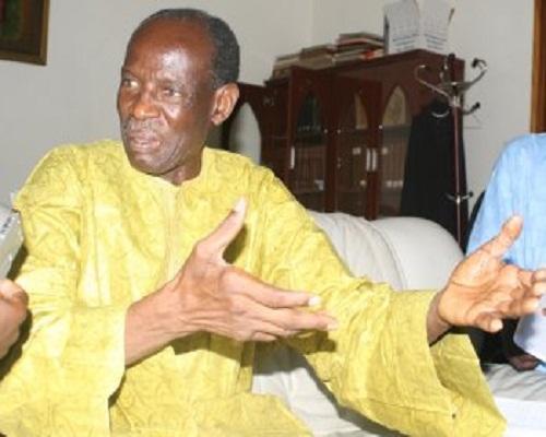 """Mamadou Diop, ancien maire de Dakar : """"Toutes les actions politiques ont été financées par ces fonds"""""""
