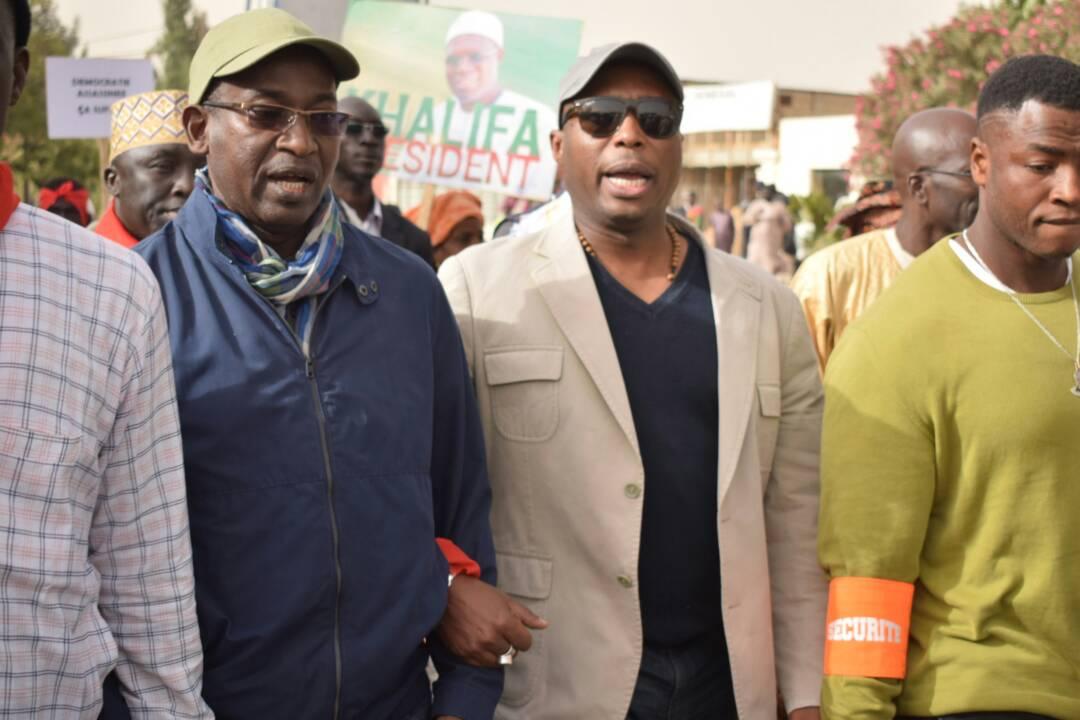 Barthélémy Dias avertit « Président Macky Sall nako ko tek ci yoon rek, walla nioune niou wathie yone »