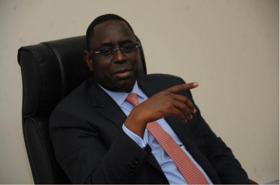 Le Président Macky Sall attribue à l'opposition «le monopole du bavardage et du bruit»