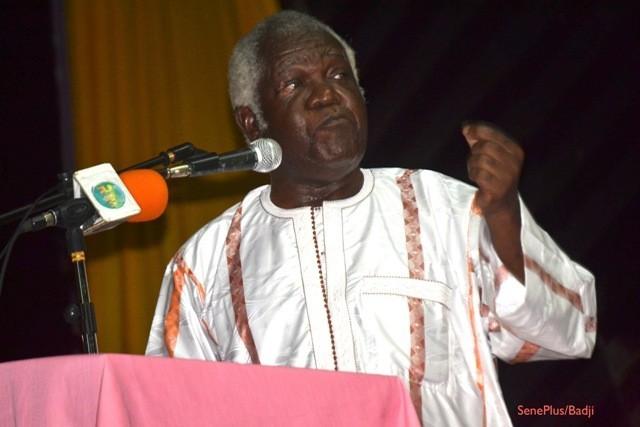 Le doyen Mamadou Ndoye, une des figures historiques de la LD