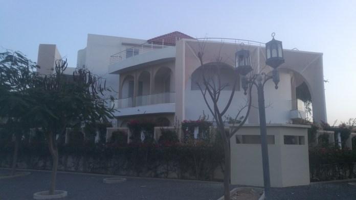 PHOTOS - La belle villa du Président Macky Sall à Fatick