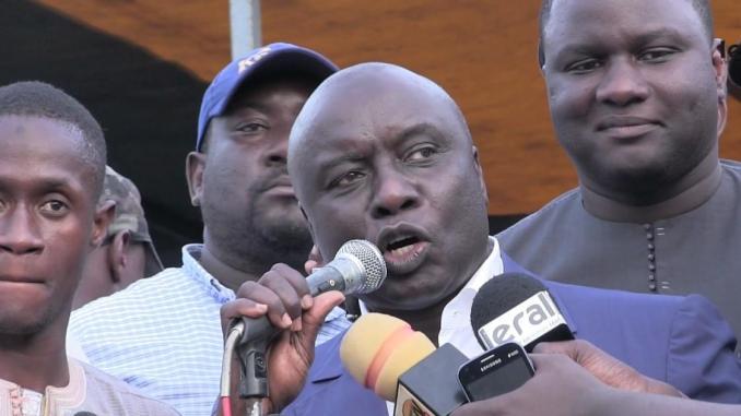 Idrissa Seck exhorte l'Etat à améliorer sa diplomatie de bon voisinage