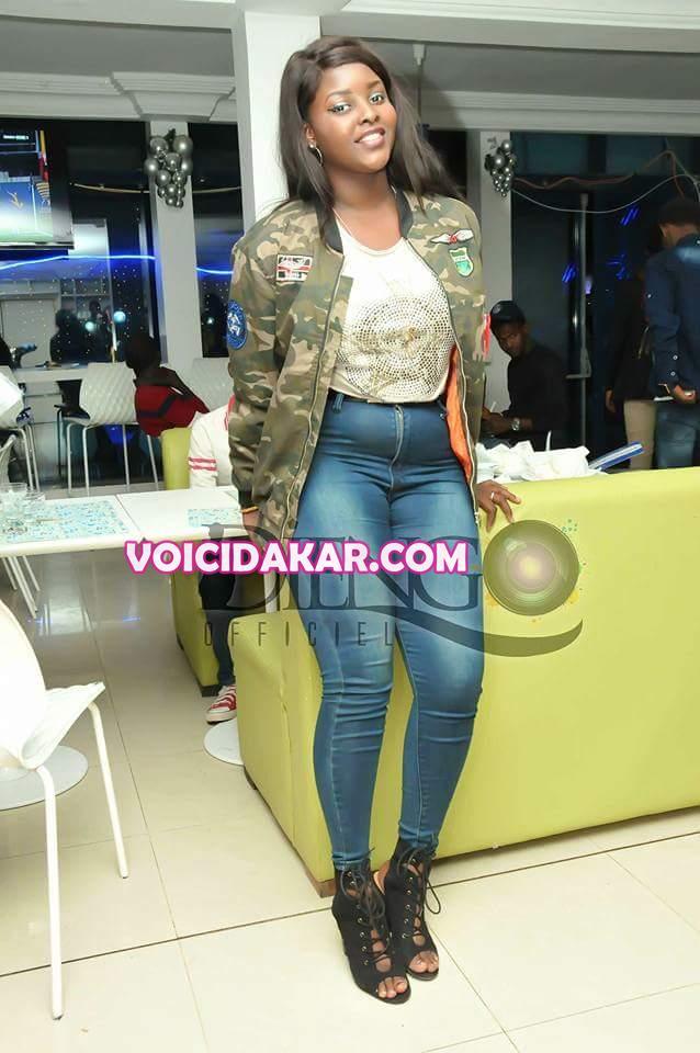 10 photos : Abiba et son nouveau look urban