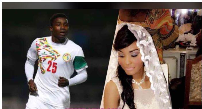 20 photos: Moussa Wagué, l'international sénégalais s'est marié