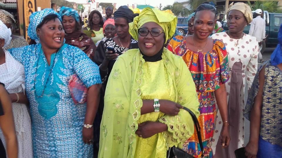 3ème édition Guerté d'Or : Adji Mergane Kanouté honorée par Kaolack