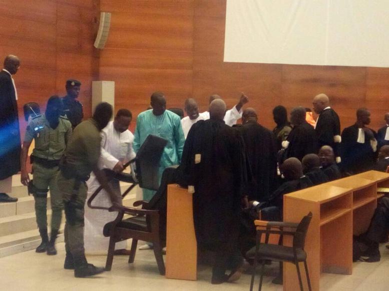Urgent : Le procès de Khalifa Sall suspendu jusqu'à jeudi