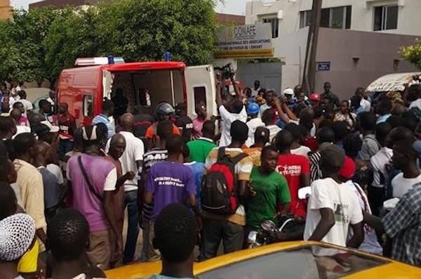 Gendarmerie de Vélingara: Le meurtrier présumé se serait pendu avec son... slip