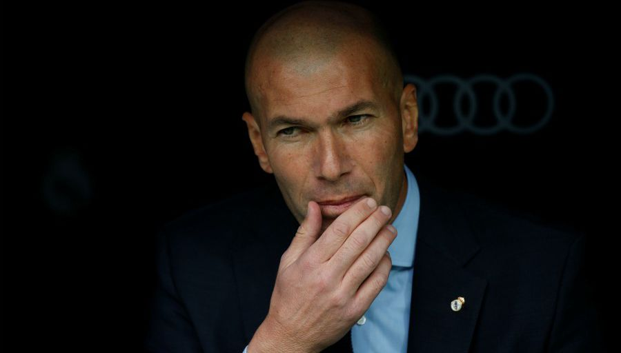 Real Madrid-PSG : Zidane sur la corde raide