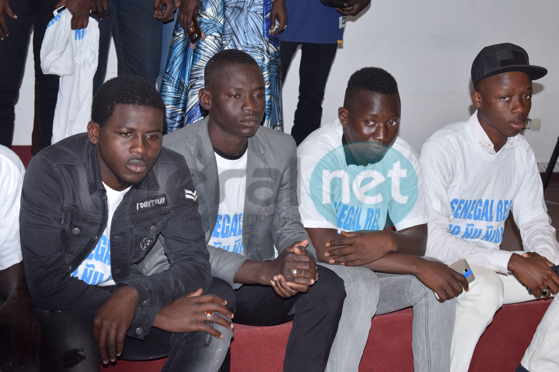 Le mouvement politique, «Senegaal Rec Mo Nior» lancé par l'écrivain Pape Mactar Diallo et ses camarades