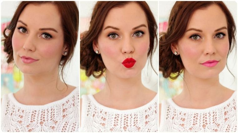 Idées de maquillage Saint Valentin: être belle pour la fête