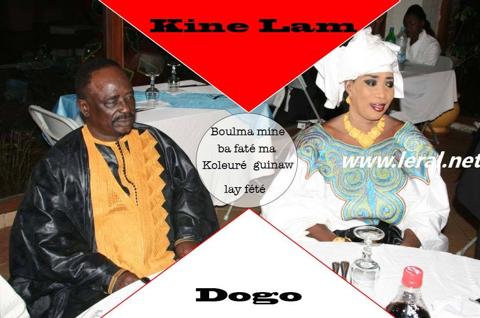 "Saint Valentin Kiné Lam-Dogo Thiam : ""Boulma mine ba fatéma, koleuré guinaw lay feuyté"""