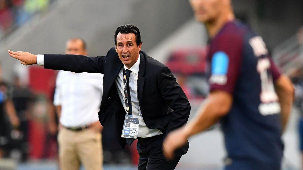 """Real-PSG. Al-Khelaïfi et Emery dénoncent l'arbitrage: """"l'UEFA doit faire quelque chose"""""""