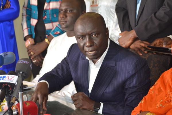 """Idrissa Seck revient à la charge: """"Monsieur le président de la République ne fuyez pas le débat..."""""""