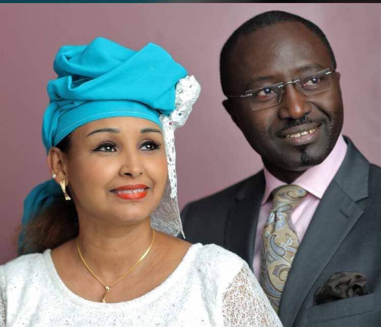 Photos : Momar Ndaw Ascosen tebbina As, regardez sa femme