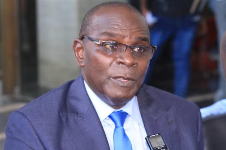Aymérou Gningue, président du groupe parlementaire de Bby, « Ousmane Sonko a brisé la vie de couple de certains députés »