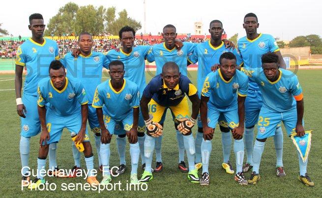 """URGENT: Des supporteurs de """"Guédiawaye FC"""" interrompent le match Yeggo / Renaissance au stade Amadou Barry"""