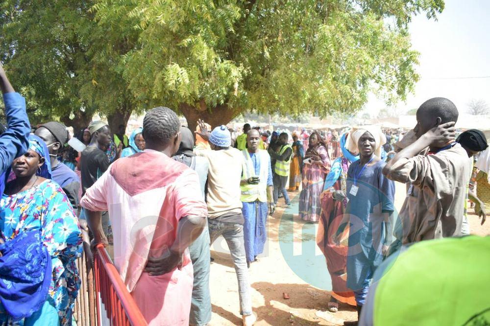 """Magal de Porokhane 2018: voici les images des pèlerins au """"Puits de Sokhna Mame Diarra Bousso"""""""