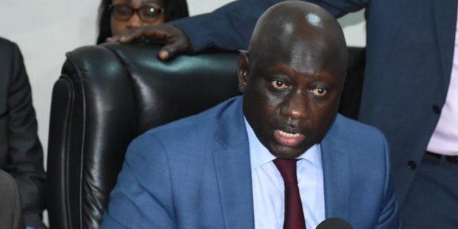 """""""Le Procureur s'acharne contre Khalifa Sall (…) depuis 2012 on a une justice électorale"""" (Me Seydou Diagne)"""