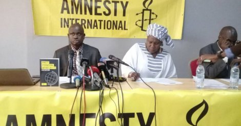 Situation des droits de l'homme au Sénégal: Amnesty International dresse un tableau sombre