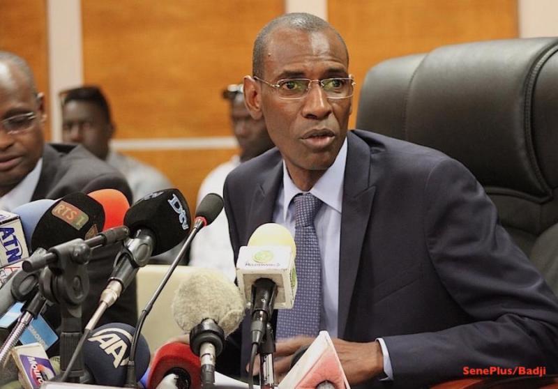 Lutte contre les accidents: Abdoulaye Daouda Diallo annonce l'interdiction de circuler entre 22h et 6h du matin