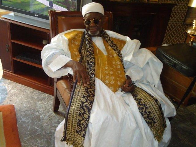 Relations Sénégal-Mauritanie : Le Khalife de Médina Baye s'est rendu à Nouakchott pour voir le Président Aziz