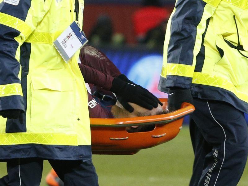 PSG: pas de fracture, ni d'entorse grave pour Neymar (Marquinhos aussi touché)