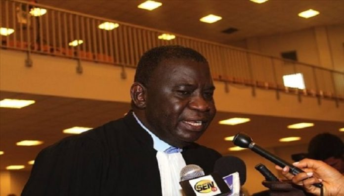 Me Assane Dioma Ndiaye, sur le procès de la Caisse d'avance, « nous sommes dans un combat à mort, où l'enjeu dépasse de très loin un enjeu judiciaire »