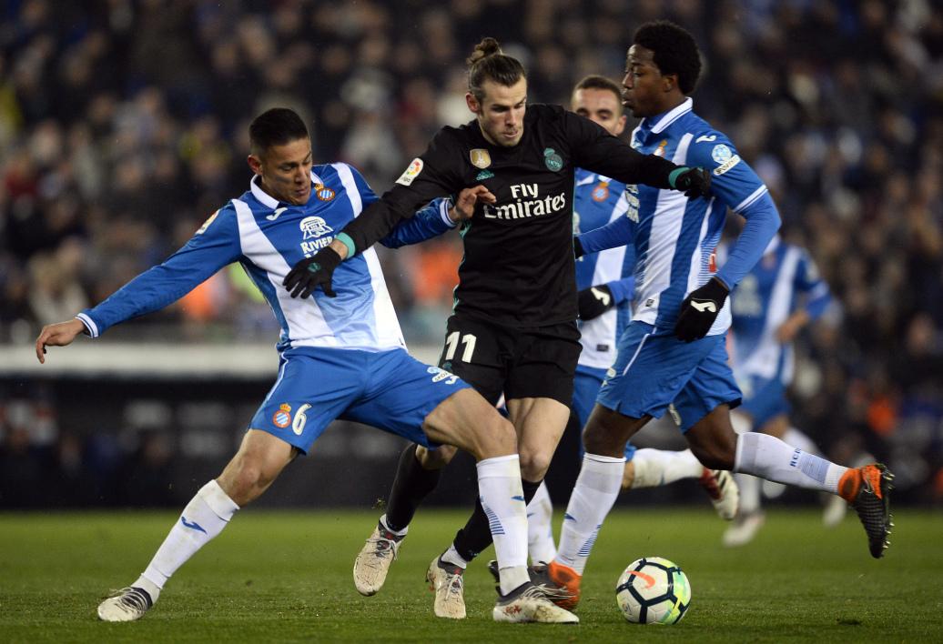 Liga: A une semaine du PSG, l'Espanyol fait rechuter le Real