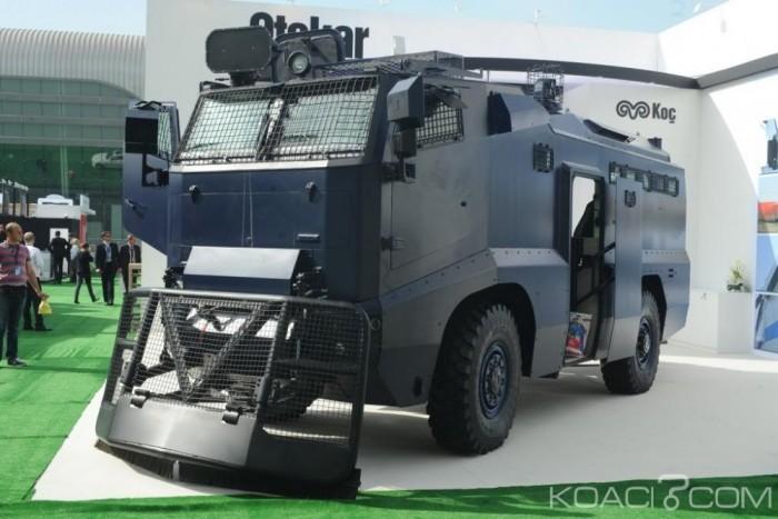 Commande de véhicules blindés et anti-émeutes: Macky se « blinde » chez Erdogan