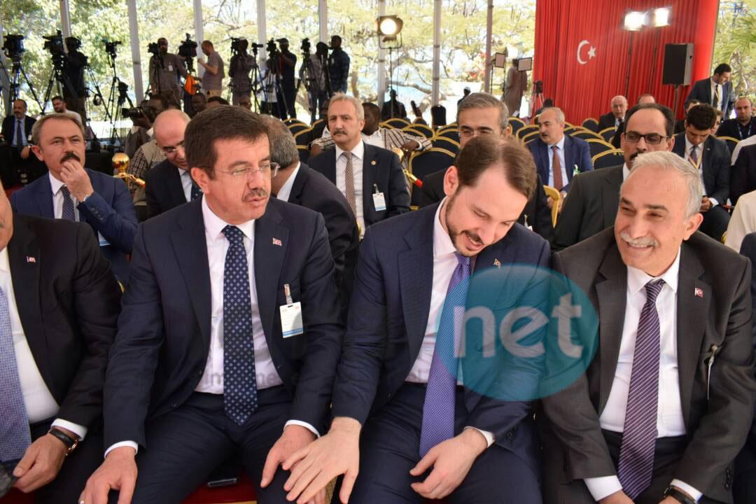 Photos : Cérémonie de signature d'accords entre les gouvernements sénégalais et turc