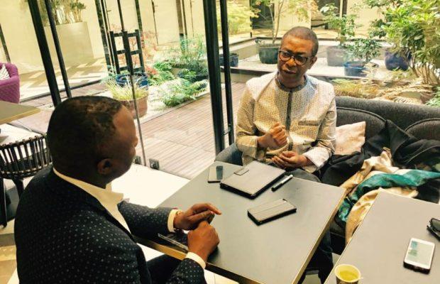 Face 2 Face : Youssou Ndour sort de sa réserve