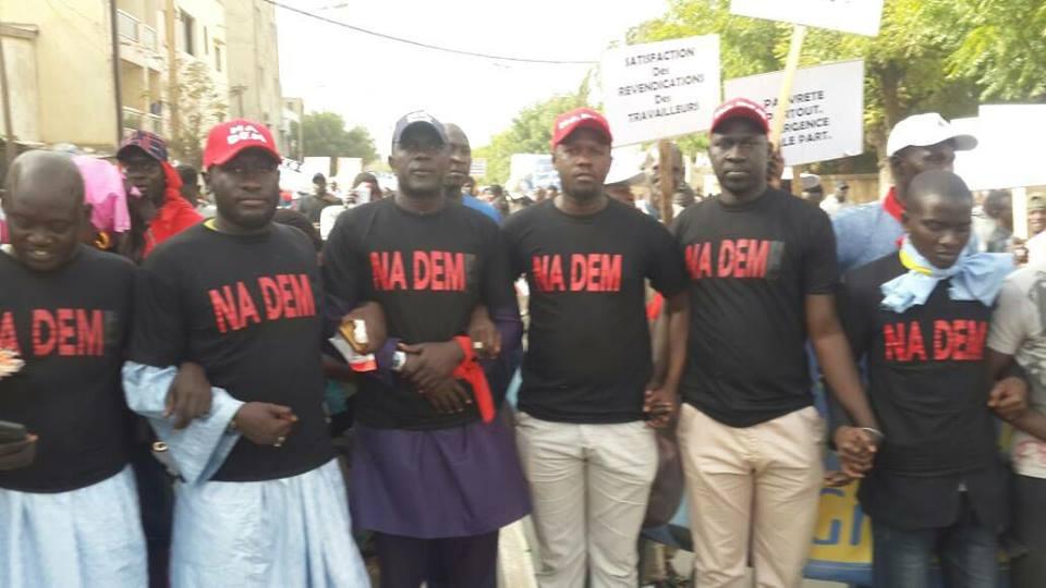 Mbacké : Serigne Assane Mbacké, Massaly, Moussa Diakhtaté et Cie officialisent l'Alliance pour le départ de Macky