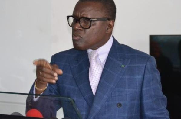Plainte contre le Grand Serigne de Dakar, Atepa est passé à l'acte