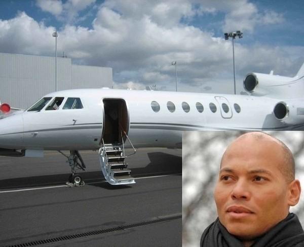 Affaire du Falcon 50:  La justice française enquête sur Karim Wade à Dakar