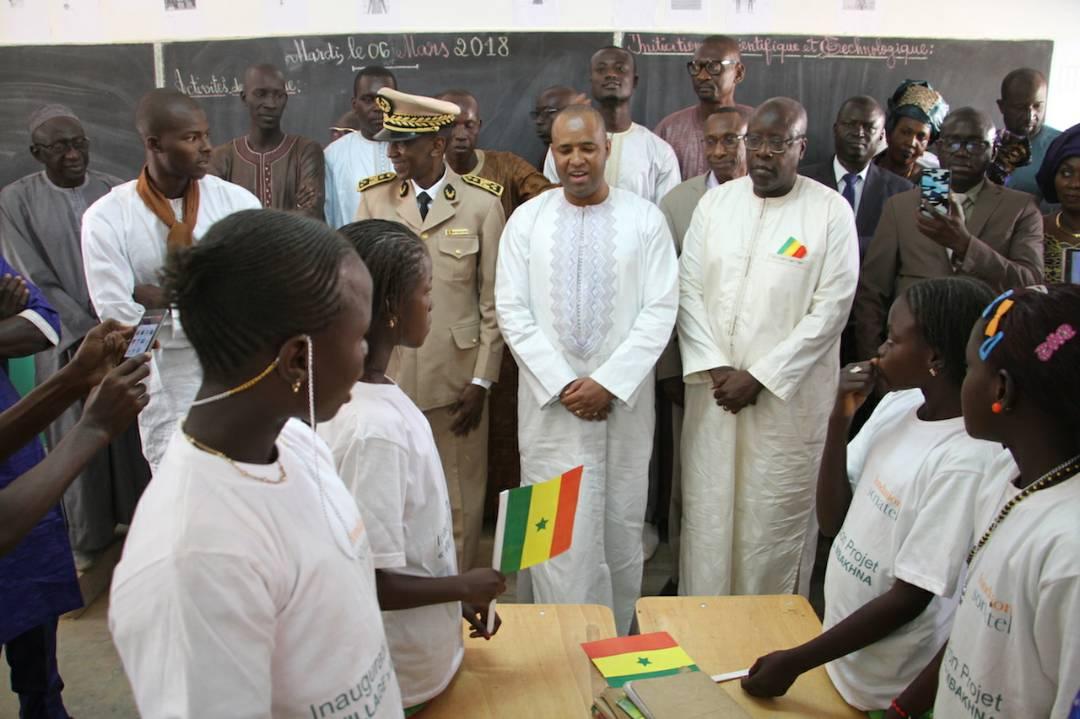 La Fondation Sonatel accompagne le développement du village de Mbakhna