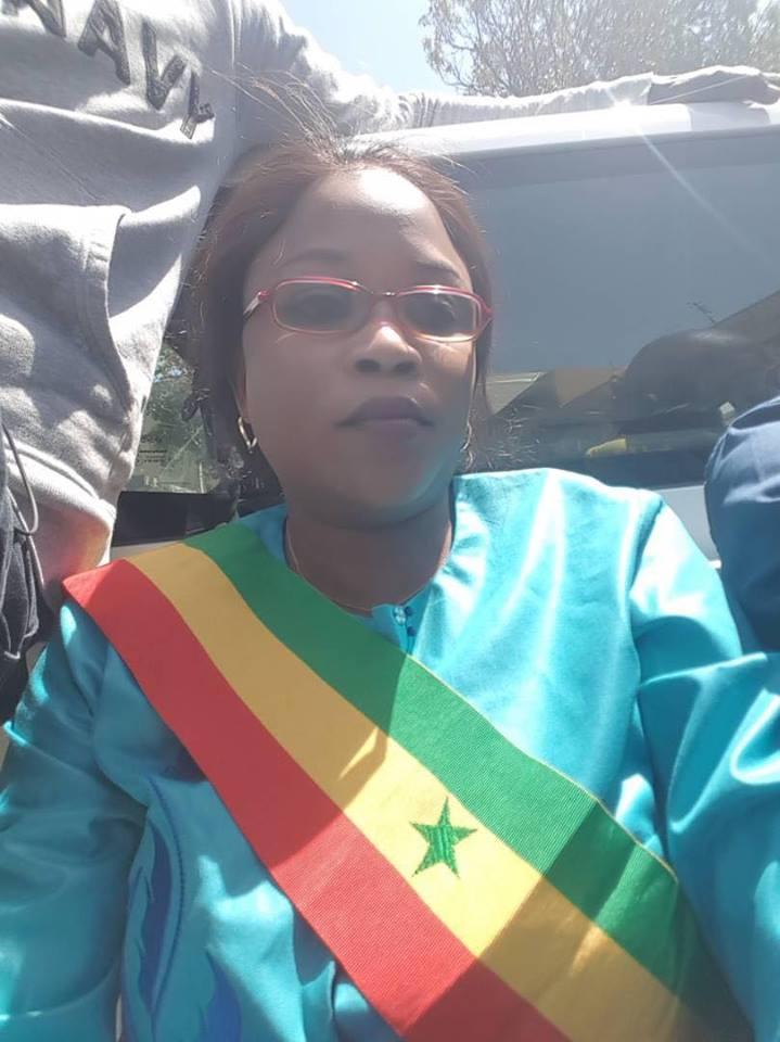 Arrêt sur image- la députée Marie Sow Ndiaye arrêtée par la police