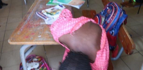 Les élèves de l'école Mame Yacine Diagne de Thiong sont victimes des grenades lacrymogènes