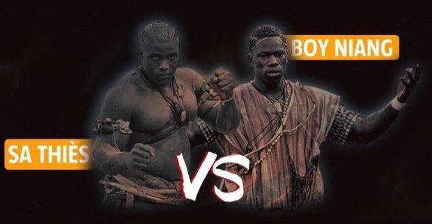 Boy Niang 2-Sa Thiès, le combat de deux  fils de champions