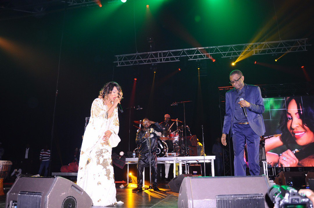 Photos: Zénith: Youssou Ndour est dans la place !