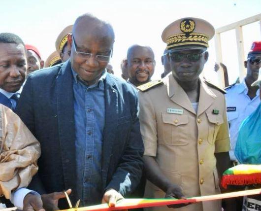 Coopération franco-sénégalaise: Hamady Hounaré étrenne son nouveau lycée