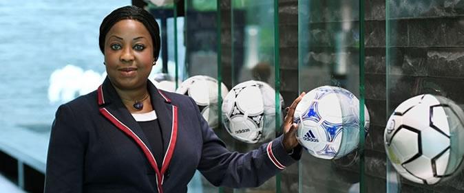 Fatma Samoura, SG de la FIFA sur la place des femmes dans le football: « Ça bouge mais ce n'est pas assez »