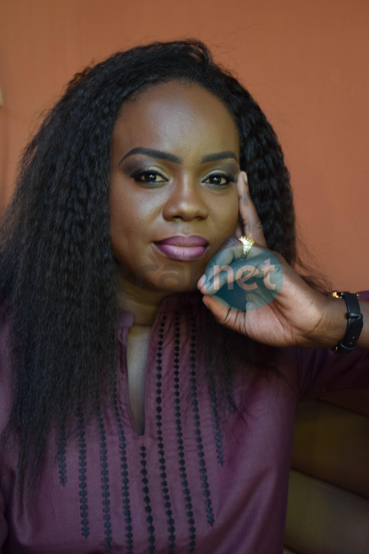"""21 photos : Mame Fatou Ndoye, la """"maîtresse du jeu"""" de TFM, comme vous ne l'avez jamais vue"""
