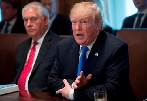 Donald Trump limoge son secrétaire d'Etat Rex Tillerson et le remplace par...