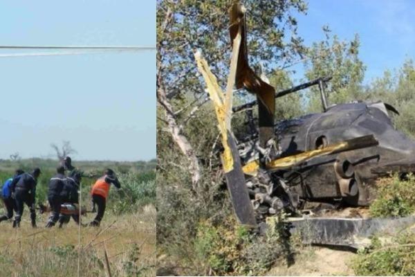 Crash de l'hélico de l'armée : Le bilan passe à 9 morts