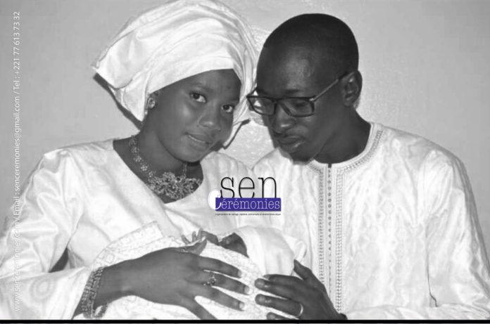 Photos: Baptême de la fille de Pape Fall, chef de la division de l'éducation et de la culture de Guédiawaye, responsable politique APR Golf Sud et Arame Diouf Fall