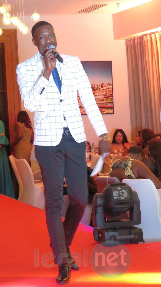 Tange Tandian avec Dj Rakhou, TAPIS ROUGE Gala Chic & Elégant Mata Syle