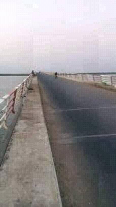 Arrêt sur images- Le Pont Emile Badiane de Ziguinchor menace de s'écrouler