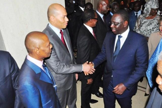 Le PDS salue la « détermination inébranlable de Karim Wade à affronter et vaincre Macky Sall »