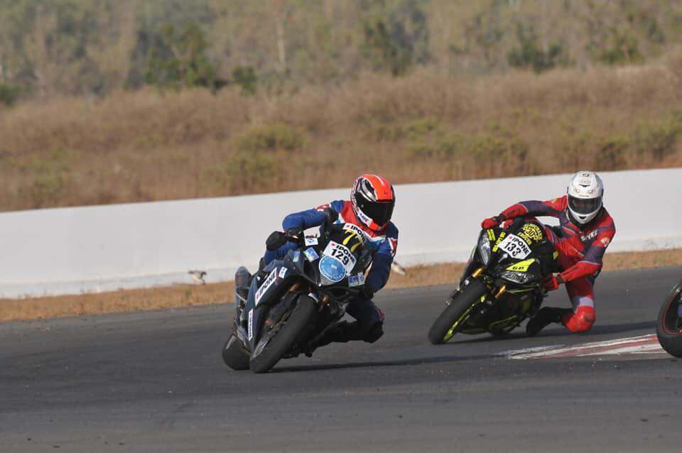 Course Moto: Babacar Seye dit Edge remporte pour la 4ème fois le tournoi moto au circuit de Sindia
